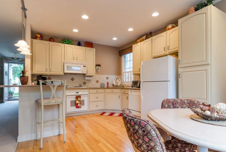 Smaller Kitchen Cabinets