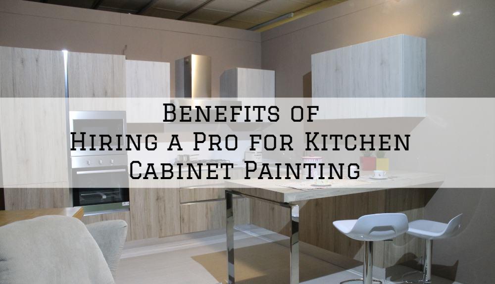 cabinet repainting