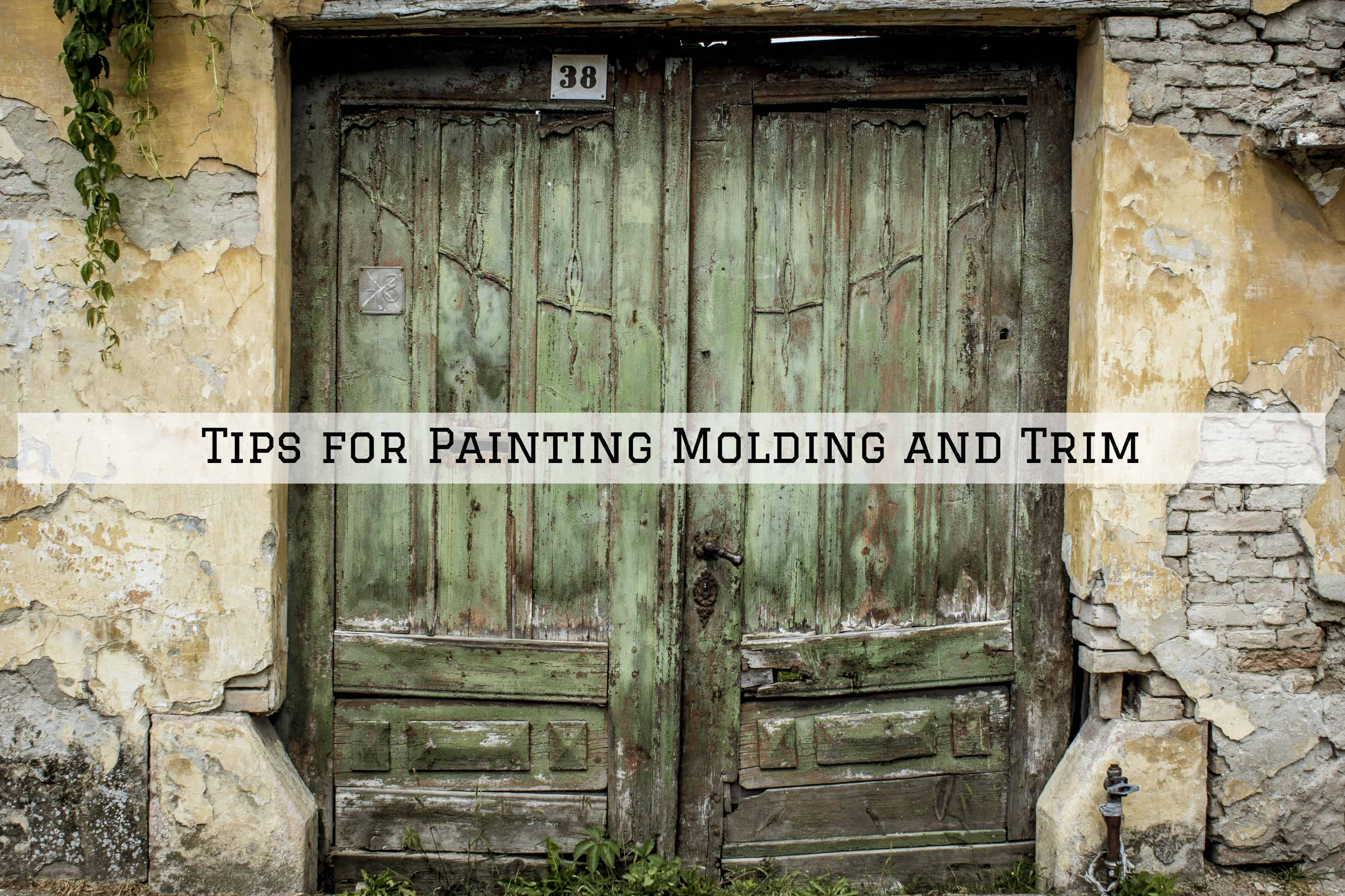 Tips for Painting Molding and Trim in Omaha NE
