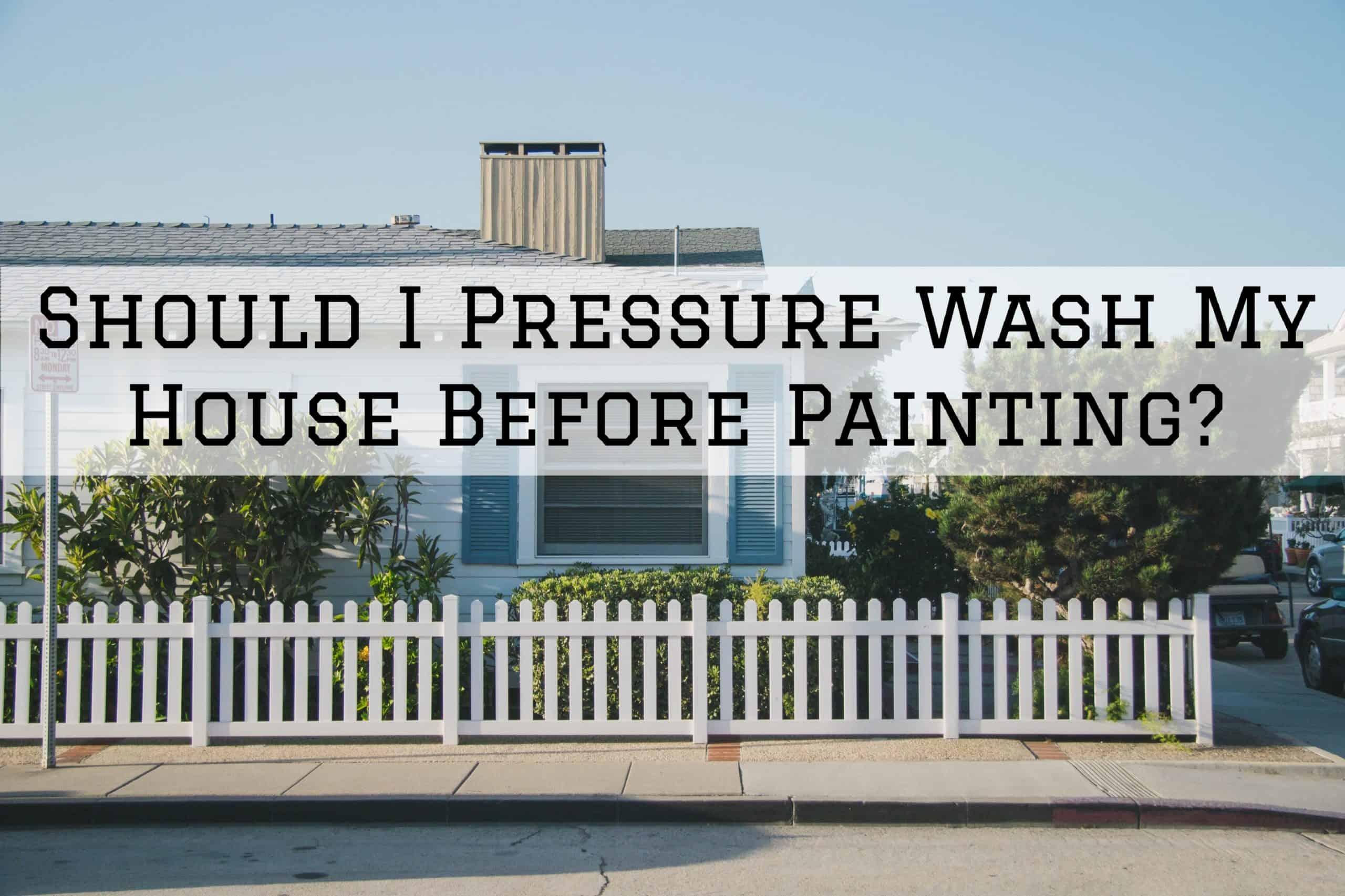 2020-03-24 Brush and Roll Painting Omaha NE Pressure Wash House